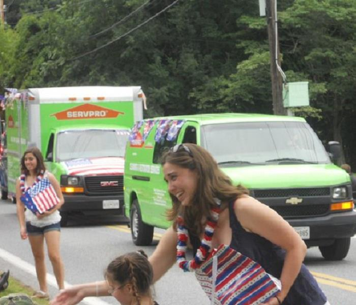 Kingsville 4th of July Parade