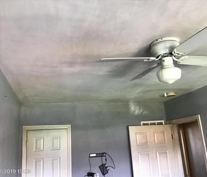 Call SERVPRO of Perry Hall/White Marsh instead of cleaning your own smoke damaged drywall