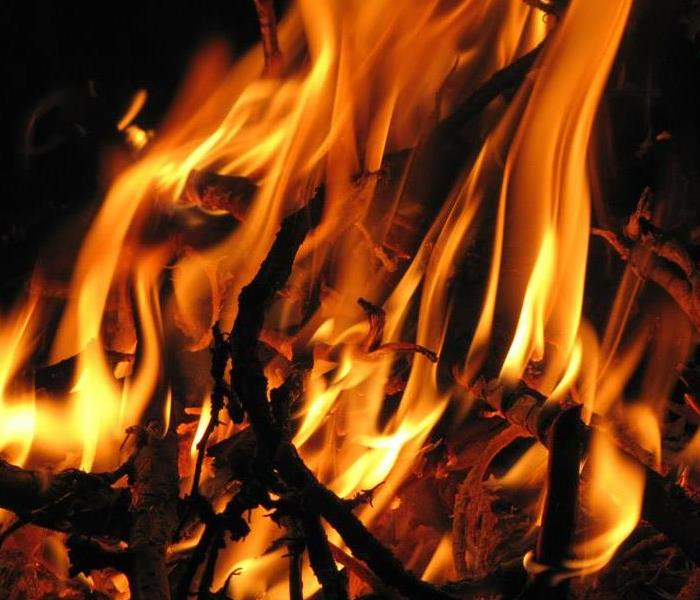Fire Damage 6 Statistics you may not know about Children and home fires